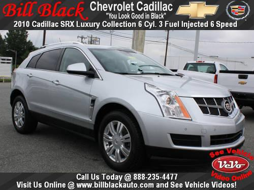 2010 Cadillac SRX SUV Luxury Collection