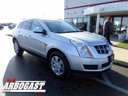 2010 cadillac srx suv luxury collection for sale in troy ohio classified. Black Bedroom Furniture Sets. Home Design Ideas