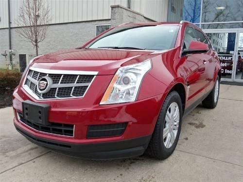 2010 cadillac srx suv luxury collection for sale in delaware ohio classified. Black Bedroom Furniture Sets. Home Design Ideas