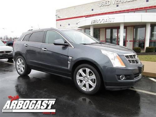 2010 cadillac srx suv performance collection for sale in troy ohio classified. Black Bedroom Furniture Sets. Home Design Ideas