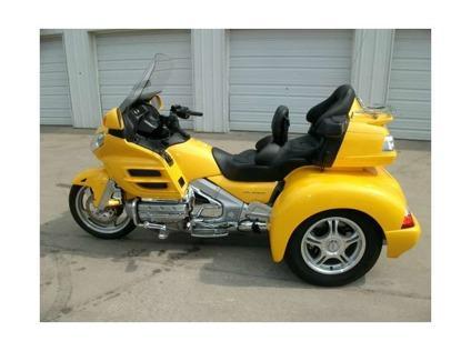 2010 Champion Trikes Honda Gl 1800 Trike For Sale In