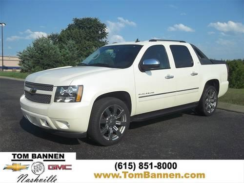2010 chevrolet avalanche 1500 truck ltz 4wd w nav sunroof dvd for sale in am qui tennessee. Black Bedroom Furniture Sets. Home Design Ideas