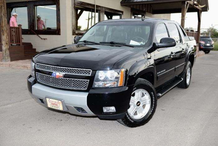 2010 chevrolet avalanche 4wd crew cab lt w 1sb for sale in abilene texas classified. Black Bedroom Furniture Sets. Home Design Ideas
