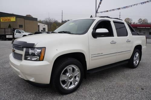 Buy Here Pay Here Md >> 2010 Chevrolet Avalanche Crew Cab Pickup - Short Bed LTZ ...