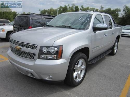 2010 chevrolet avalanche truck ltz 4x4 truck for sale in fayetteville arkansas classified. Black Bedroom Furniture Sets. Home Design Ideas