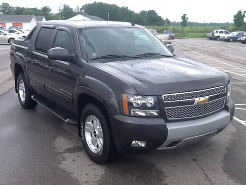 2010 chevrolet avalanche z71 lthr roof pickup truck for sale in cartersburg indiana classified. Black Bedroom Furniture Sets. Home Design Ideas