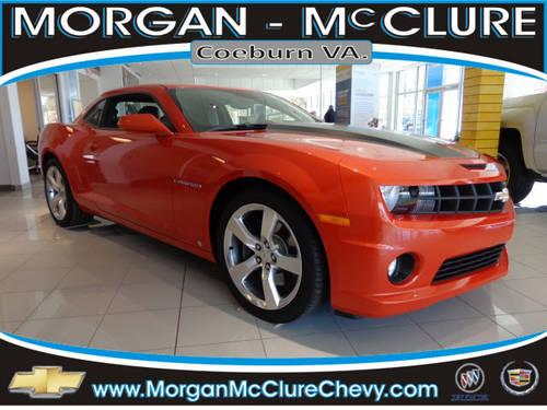 2010 Chevrolet Camaro 2 Dr Coupe Ss For Sale In Coeburn
