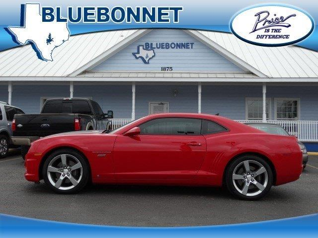 2010 Camaro Ss In Texas For Sale Autos Post