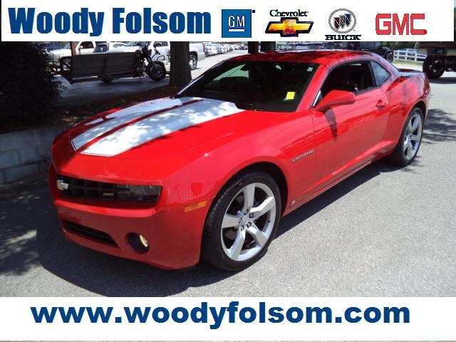 2010 Chevrolet Camaro Hazlehurst Ga For Sale In