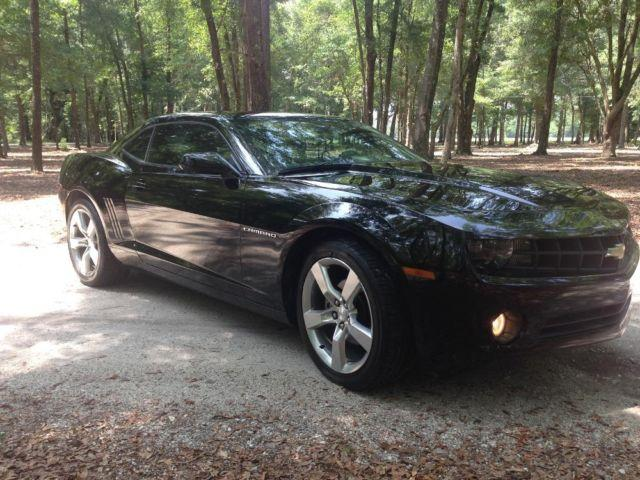 2010 Chevrolet Camaro Rs Lt Coupe For Sale In Guyton