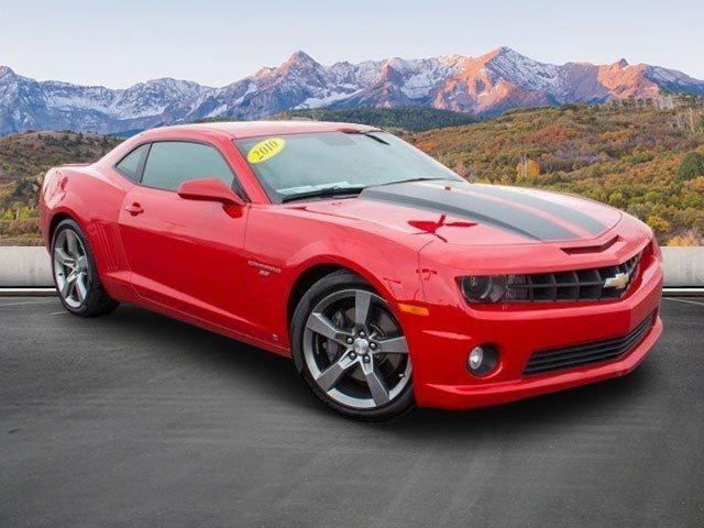 2010 Chevrolet Camaro Ss 2dr Coupe W 2ss For Sale In