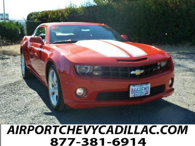 2010 Chevrolet Camaro Ss For Sale In Medford Oregon