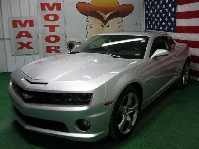 2010 Chevrolet Camaro Ss For Sale In Nevada Missouri