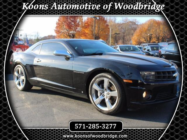 2010 Chevrolet Camaro SS SS 2dr Coupe w/2SS