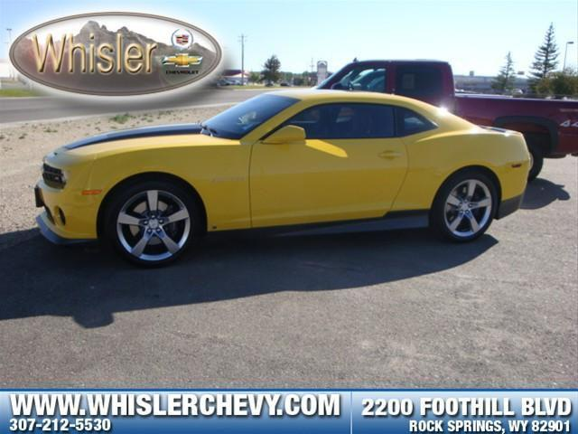 2010 chevrolet camaro ss for sale in rock springs wyoming classified. Cars Review. Best American Auto & Cars Review