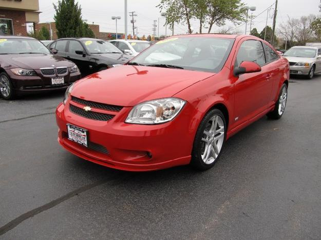 2010 chevrolet cobalt 2dr cpe ss for sale in carol stream. Black Bedroom Furniture Sets. Home Design Ideas