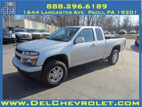 2010 chevrolet colorado extended cab pickup lt w 1lt for sale in paoli pennsylvania classified. Black Bedroom Furniture Sets. Home Design Ideas