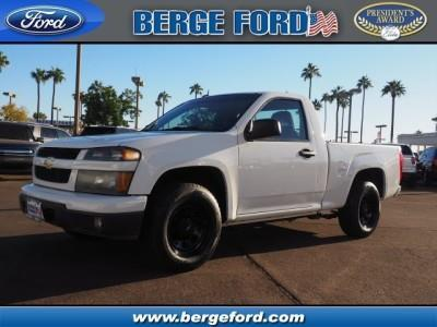 2010 Chevrolet Colorado Work Truck 4x2 Work Truck 2dr