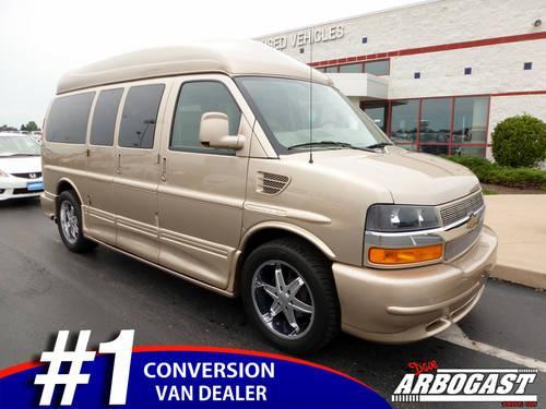 2010 Chevrolet Conversion Van Van Conversion Galaxy Vans ...