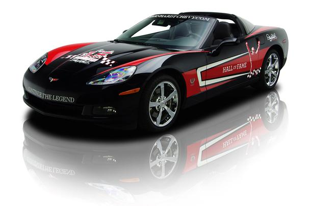 2010 Chevrolet Corvette Earnhardt Hall of Fame Edition