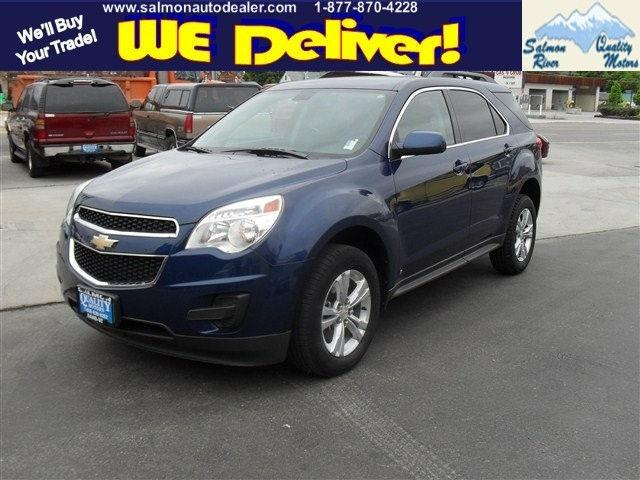 2010 chevrolet equinox lt for sale in salmon idaho classified. Black Bedroom Furniture Sets. Home Design Ideas