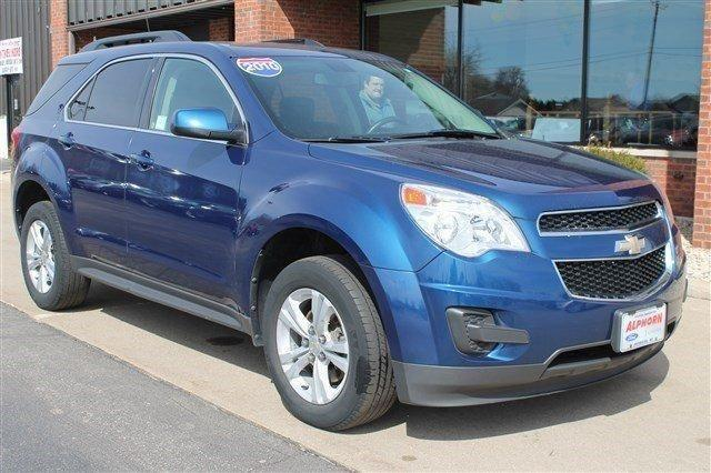 2010 chevrolet equinox lt2 fwd for sale in monroe wisconsin classified. Black Bedroom Furniture Sets. Home Design Ideas