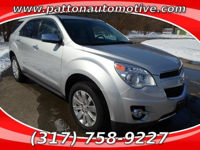2010 chevrolet equinox ltz for sale in sheridan indiana classified. Black Bedroom Furniture Sets. Home Design Ideas
