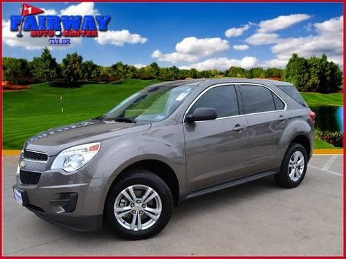 2010 Chevrolet Equinox Sport Utility LS for sale in Tyler, Texas