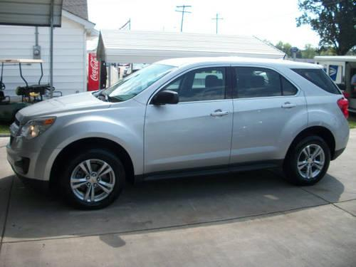 2010 chevrolet equinox suv ls for sale in decatur alabama classified. Black Bedroom Furniture Sets. Home Design Ideas