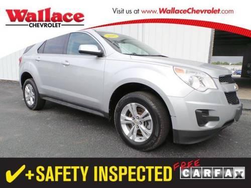 Wallace Chevrolet Stuart Fl >> 2010 CHEVROLET EQUINOX WAGON 4 DOOR Front-Wheel Drive LT w ...