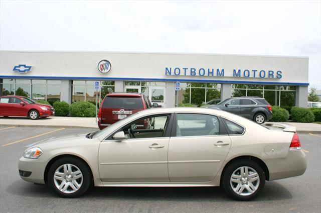 2010 chevrolet impala lt for sale in miles city montana for Notbohm motors used cars