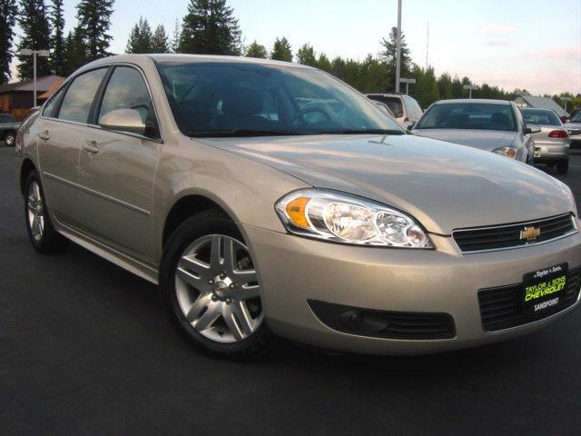 2010 Chevy Impala For Sale >> 2010 Chevrolet Impala LT for Sale in Sandpoint, Idaho