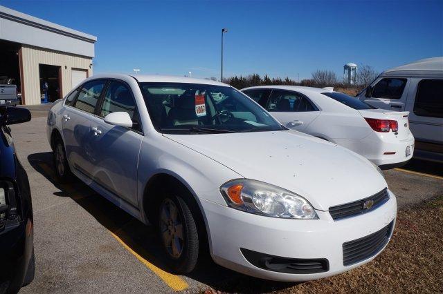 2010 Chevrolet Impala LT LT 4dr Sedan