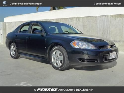 2010 Chevrolet Impala Sedan 4dr Sedan LS Sedan