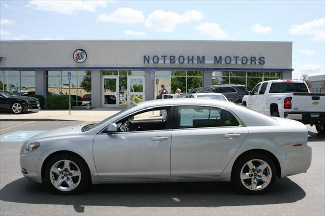 2010 chevrolet malibu lt for sale in miles city montana for Notbohm motors used cars
