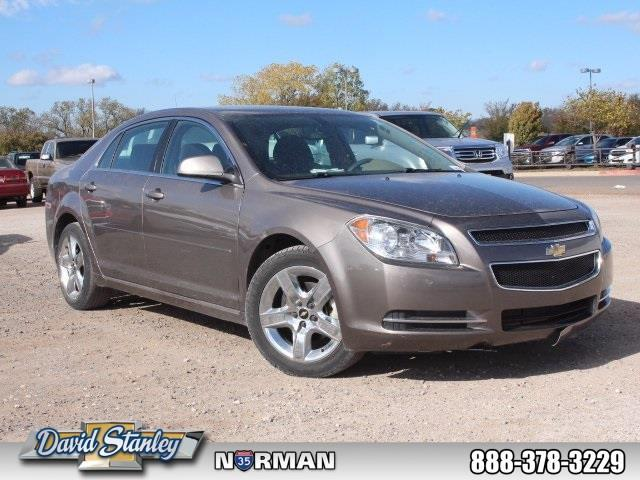 David Stanley Chevy Norman >> 2010 Chevrolet Malibu LT LT 4dr Sedan w/1LT for Sale in Norman, Oklahoma Classified ...