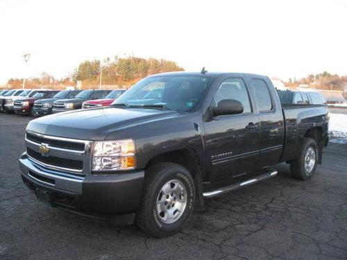 2010 chevrolet silverado 1500 4 dr extended cab pickup lt for sale in bangor wisconsin. Black Bedroom Furniture Sets. Home Design Ideas