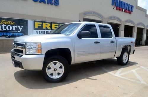 2010 chevrolet silverado 1500 crew cab pickup lt for sale in tyler texas classified. Black Bedroom Furniture Sets. Home Design Ideas