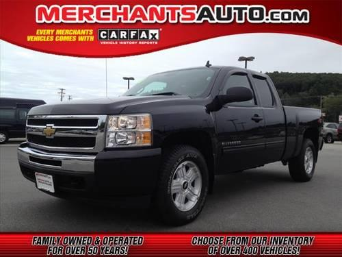 2010 chevrolet silverado 1500 extended cab pickup 4x4 lt for sale in manchester new hampshire. Black Bedroom Furniture Sets. Home Design Ideas