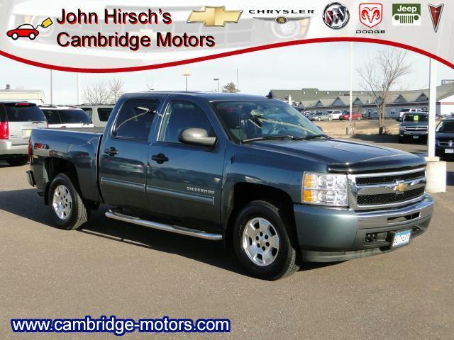 2010 Chevrolet Silverado 1500 Lt For Sale In Cambridge
