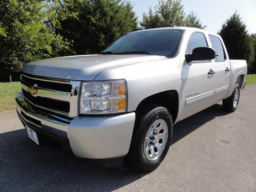 2010 chevrolet silverado 1500 pickup truck ls 2wd 1 ton for sale in knoxville tennessee. Black Bedroom Furniture Sets. Home Design Ideas