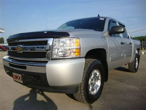 2010 Chevrolet Silverado 1500 Truck LT 4x4 Truck for Sale