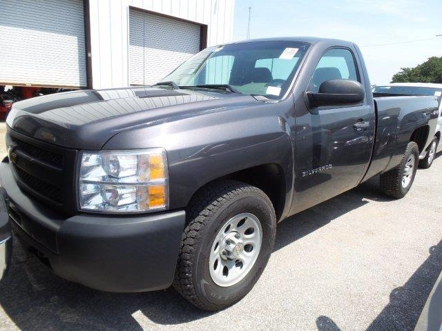 Pensacola Used Car Superstore >> 2010 Chevrolet Silverado 1500 Work Truck 4x4 Work Truck ...