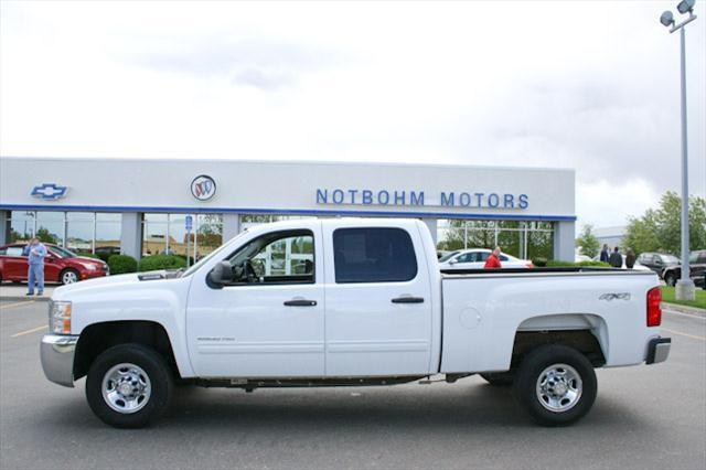 2010 chevrolet silverado 2500 h d for sale in miles city for Notbohm motors used cars