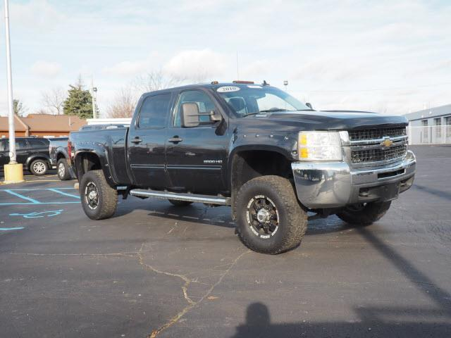 2010 chevrolet silverado 2500hd lt 4x4 lt 4dr crew cab sb. Black Bedroom Furniture Sets. Home Design Ideas