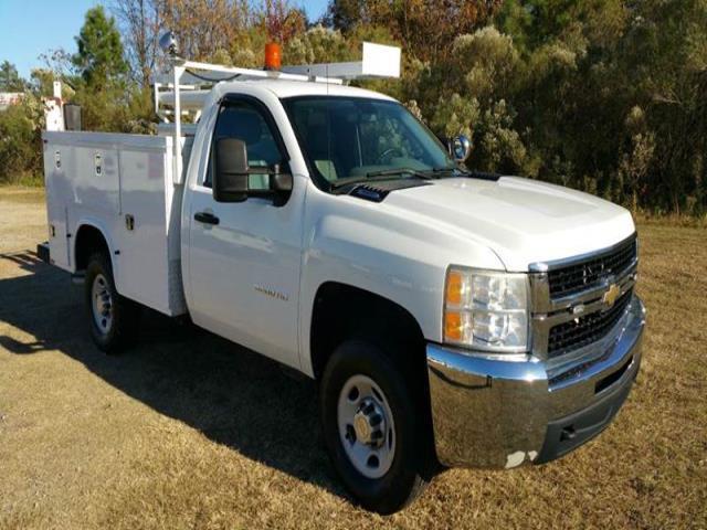 2010 Chevrolet Silverado 2500HD Work Truck 4x2 Work Truck 2dr Regular Cab for Sale in Augusta ...