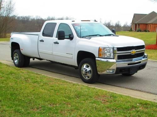 2010 chevrolet silverado 3500hd pickup truck drw lt for sale in williamstown kentucky. Black Bedroom Furniture Sets. Home Design Ideas