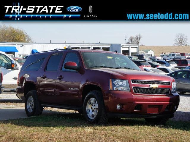 2010 chevrolet suburban 1500 lt for sale in maryville missouri classified. Black Bedroom Furniture Sets. Home Design Ideas