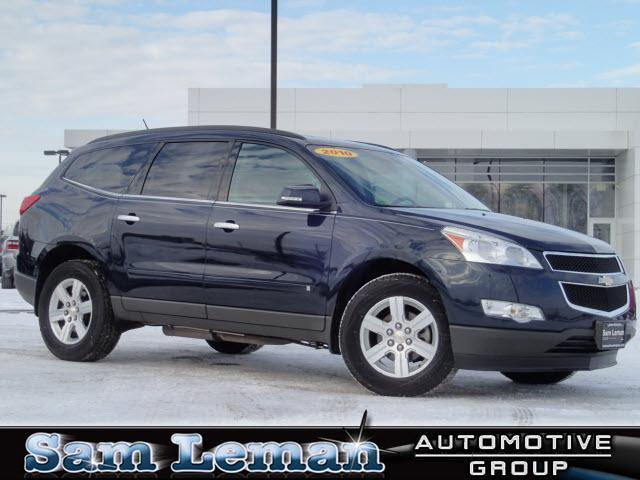 2010 chevrolet traverse lt bloomington il for sale in bloomington illinois classified. Black Bedroom Furniture Sets. Home Design Ideas