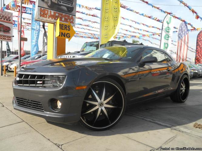 2010 chevy camaro ss for sale in bell california classified. Black Bedroom Furniture Sets. Home Design Ideas